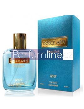Chatler Dolce Men About Blush 4ever Parfumovaná voda 100ml (Alternativa parfemu Dolce Gabbana Light Blue Forever Homme)
