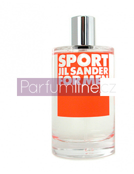 Jil Sander Sport for Men, Voda po holení - 100ml