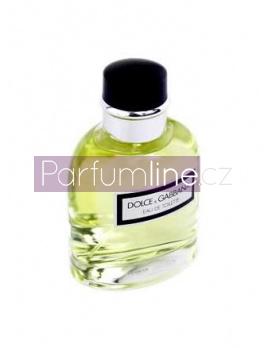 Dolce & Gabbana Pour Homme, Toaletní voda 125ml - Tester