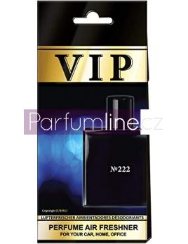 VIP CAR Vôňa do Auta Chanel Bleu de Chanel no.222