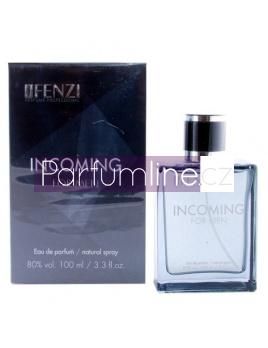 JFenzi Incoming for Men, Parfémovaná voda 100ml (Alternatíva vône Calvin Klein Encounter)