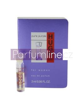 Hugo Boss Pure Purple, Vzorka vone
