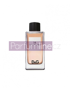 Dolce & Gabbana La Temperance 14, Toaletní voda 100ml - tester
