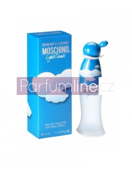 Moschino Light Clouds, Toaletní voda 100ml