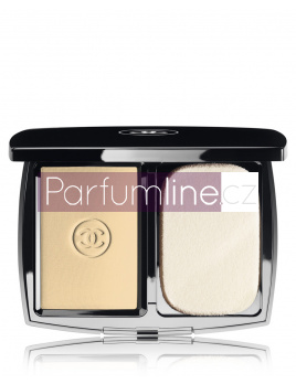 Chanel Mat Lumiere Compact rozjasňujúci Pudr odtieň 40 Sable (Luminous Matte Powder makeup SPF 10) 13 g