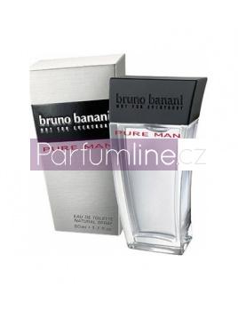 Bruno Banani Pure Men, Toaletní voda 50ml -  tester