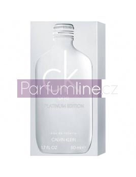 Calvin Klein CK One Platinum Edition, Toaletní voda 50ml