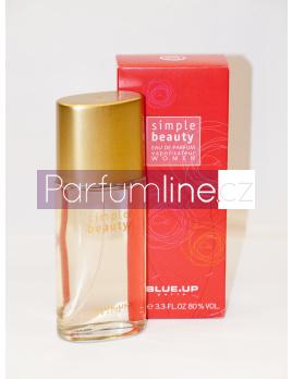 Blue Up Simple Beauty, Parfémovaná voda 100ml (Alternatíva vône Elizabeth Arden Beauty)