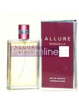 Chanel Allure Sensuelle, Toaletní voda 50ml