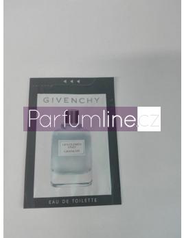 Givenchy Gentleman Only, Voňavý papierik
