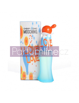 Moschino I Love Love, Toaletní voda 50ml