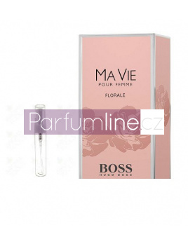 Hugo Boss Boss Ma Vie Pour Femme Florale, Vzorek vůně