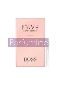 Hugo Boss Boss Ma Vie Pour Femme Intense, Vzorek vůně