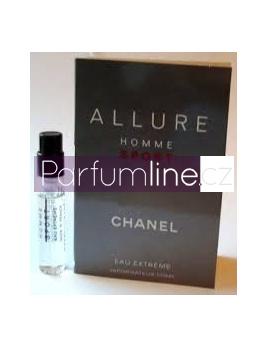 Chanel Allure Homme Sport Eau Extreme, Vzorek vůně