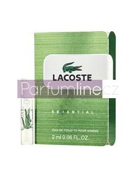 Lacoste Essential, Vzorek vůně