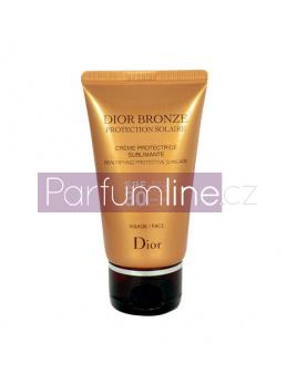 Christian Dior Bronze Protective Suncare Face SPF30, Kosmetika na opalování - 50ml, bez krabicky