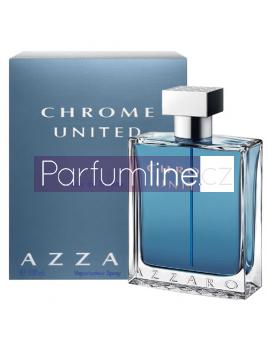 Azzaro Chrome United, Toaletní voda 50ml