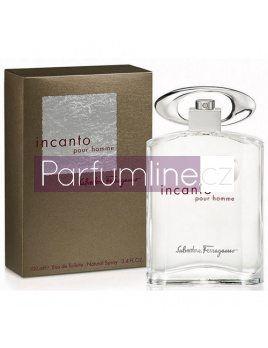 Salvatore Ferragamo Incanto pour homme, Toaletní voda 50ml - Tester - bez rozprasovaca