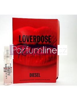 Diesel Loverdose Red Kiss, Vzorek vůně
