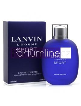Lanvin L Homme Sport, Toaletní voda 100ml