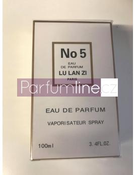 Lu Lan Zi No 5, Parfémovaná voda 100ml, (Alternativa parfemu Chanel No.5)