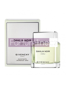 Givenchy Dahlia Noir L´Eau, Toaletní voda 75ml - tester