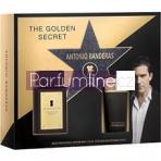 Antonio Banderas The Golden Secret SET: Toaletní voda 100 ml + Deodorant 150 ml