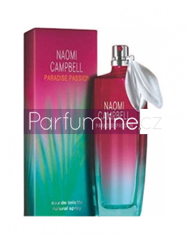 Naomi Campbell Paradise Passion, Toaletná voda 50ml