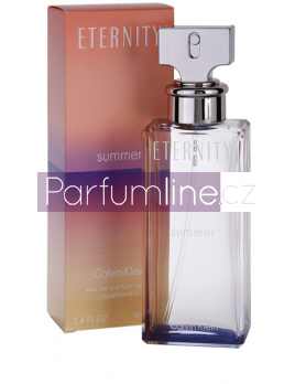 Calvin Klein Eternity Summer 2015, Parfémovaná voda 90ml - Tester