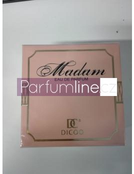 Dicoo Madam, Parfémovaná voda 100ml (Alternativa parfemu Salvatore Ferragamo Signorina)