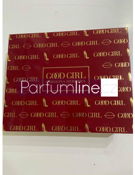 Prazdna krabica Carolina Herrera, Rozmery 26cm X 21cm X 8cm