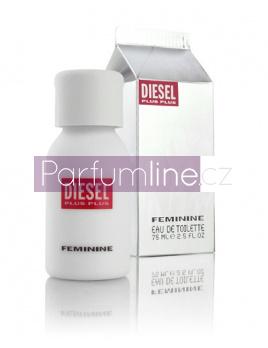 Diesel Plus Plus Feminine, Toaletní voda 75ml