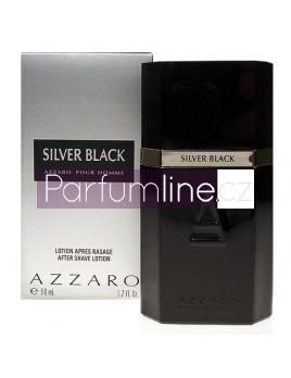 Azzaro Silver Black, Voda po holení - 50ml
