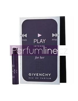 Givenchy Play for Her  Intense, Vzorek vůně