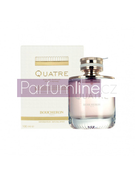 Boucheron Boucheron Quatre Woman, Parfumovaná voda 100ml