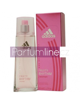 Adidas Fruity Rhythm For Women, Toaletní voda 50ml