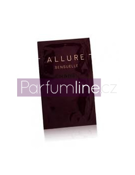 Chanel Allure Sensuelle, Vzorek vůně