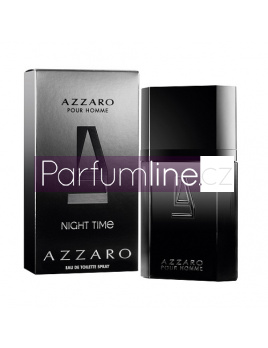 Azzaro Pour Homme Night Time, Toaletní voda 100ml