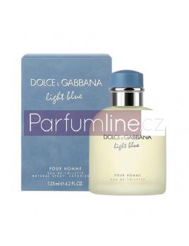 Dolce & Gabbana Light Blue Pour Homme, Toaletní voda 40ml