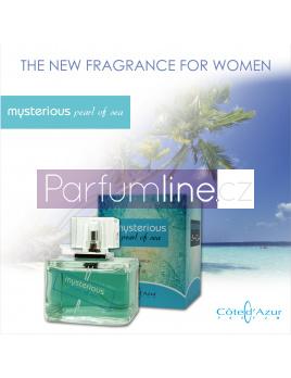 Cotec dAzur Mysterious Pearl Of Sea Parfémovaná voda 100ml, (Alternatíva vône Britney Spears Island Fantasy)