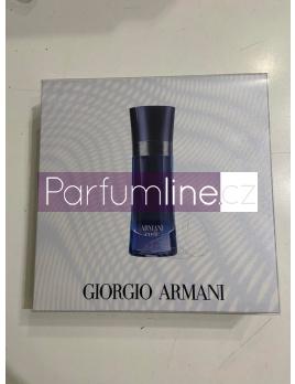 Prázdna krabica Giorgio Armani Code, Rozmery 21cm X 21cm X 5cm