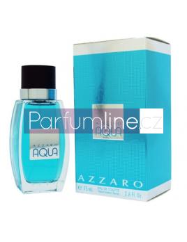 Azzaro Aqua, Toaletní voda 75ml - tester