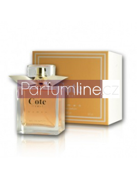 COTE D' AZUR COTE FLOWER WOMEN, Parfumovaná voda 100ml (Alternatíva vône Chloe Chloe)