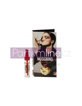 Moschino Glamour, Vzorek vůně