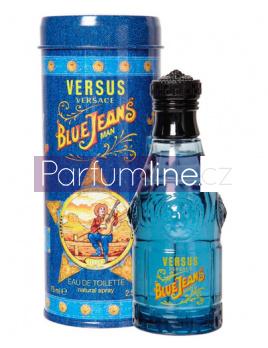 Versace Jeans Blue, Toaletní voda 7,5ml - Miniatúra