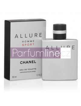 Chanel Allure Sport Cologne, Odstrek s rozprašovačom 3ml