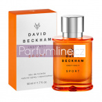 David Beckham Instinct Sport, Toaletní voda 50ml - Bez vrchnaku