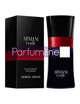 Giorgio Armani Code A-List, Vzorek vůně