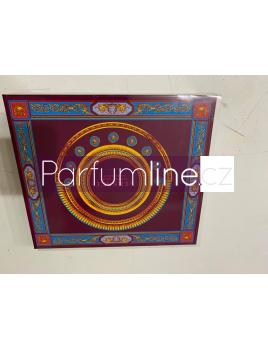 Prázdna Krabica Versace Crystal Noir, Rozmery: 25cm x 21cm x 8cm