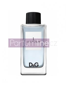 Dolce & Gabbana Le Bateleur 1, Vzorek vůně